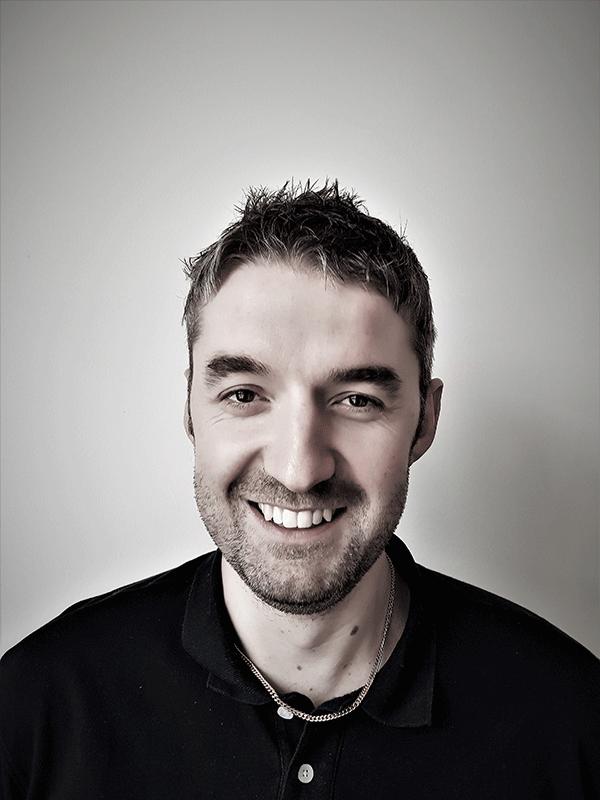 Erik Jansson - Logistiksamordnare
